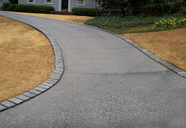 Concrete Replacement Specialists pavers custom borders